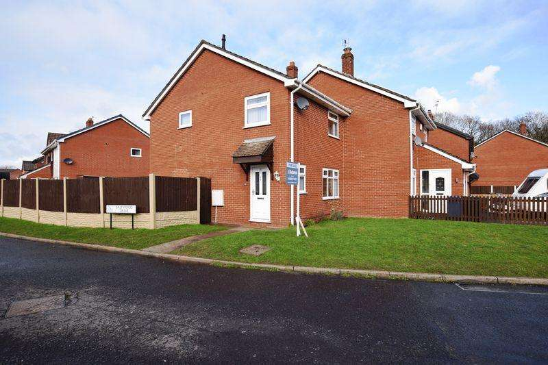 3 Bedrooms Semi Detached House for sale in Saltwood Drive, Runcorn