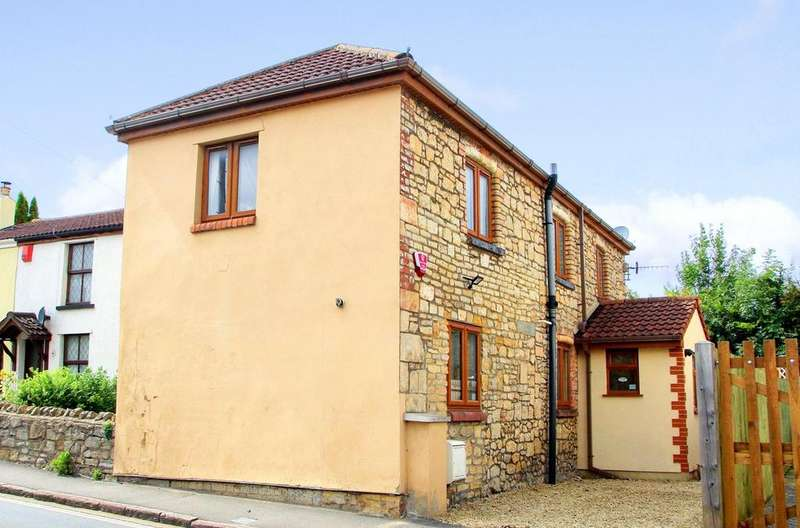 2 Bedrooms End Of Terrace House for sale in Queens Road, Bishopsworth, Bristol, BS13
