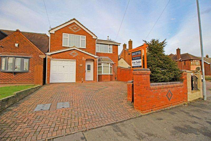 4 Bedrooms Detached House for sale in Mill Lane, Willenhall