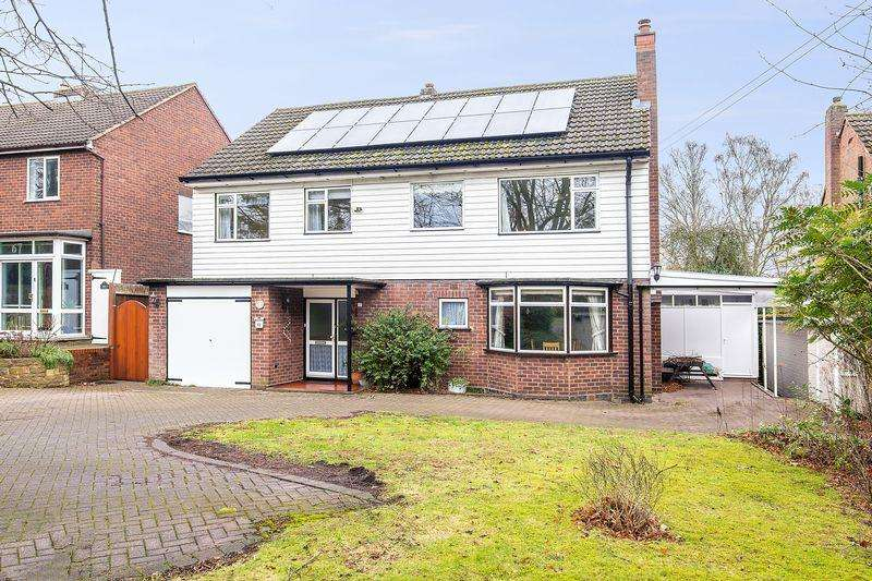 4 Bedrooms House for sale in St Johns Hill, Shenstone, Lichfield