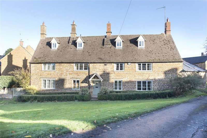 5 Bedrooms Detached House for sale in Wardington, Banbury, Oxfordshire, OX17