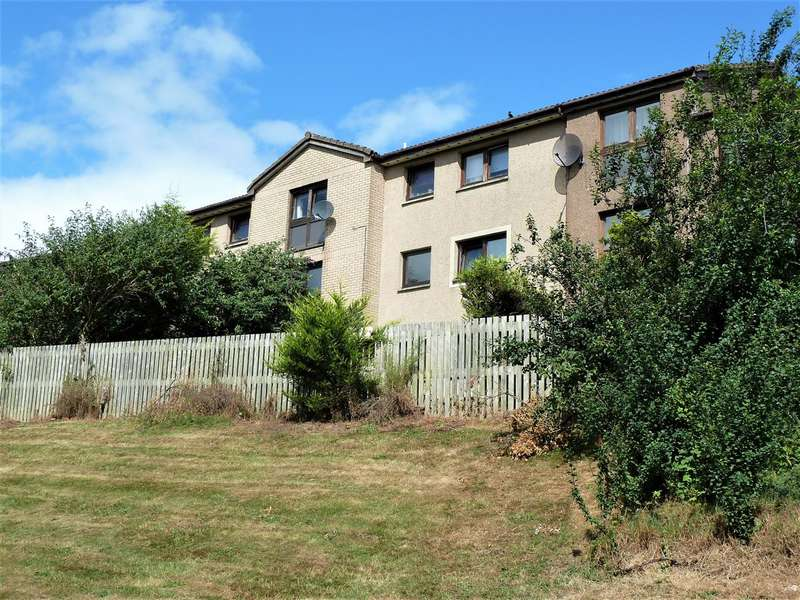 3 Bedrooms Apartment Flat for sale in Overton crescent, Denny