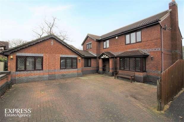 5 Bedrooms Detached House for sale in Orchard Park, Coddington, Newark, Nottinghamshire