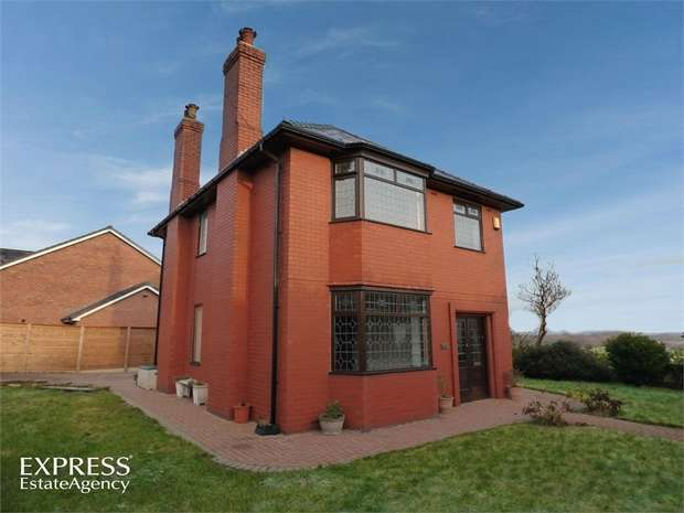 4 Bedrooms Detached House for sale in Bolton Road, Ashton-in-Makerfield, Wigan, Lancashire