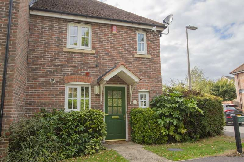2 Bedrooms End Of Terrace House for sale in Acorn Gardens, Burghfield Common, Reading, RG7