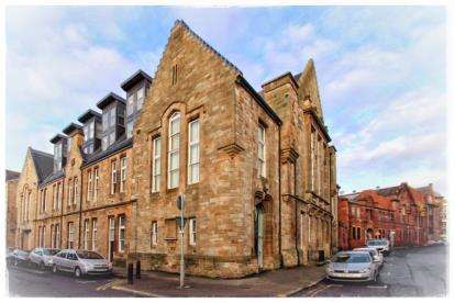 2 Bedrooms Flat for sale in Turnbull Street, City Centre, Glasgow
