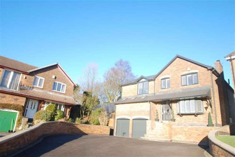 5 Bedrooms Detached House for sale in Cornfield, Stalybridge, SK15 2UA
