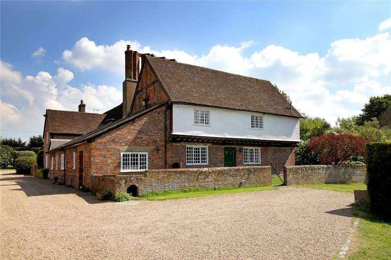 6 Bedrooms Detached House for sale in Ship Lane, Marsworth, Tring, Hertfordshire, HP23