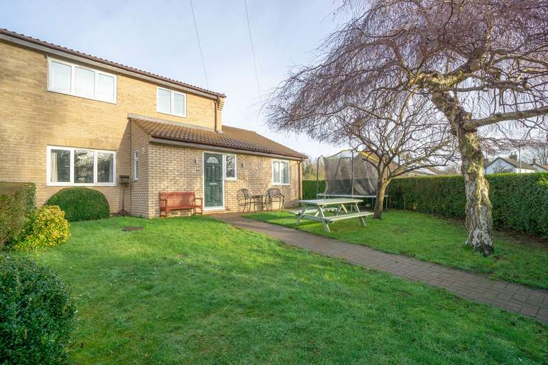 4 Bedrooms Semi Detached House for sale in Chapel Lane, Fowlmere, SG8