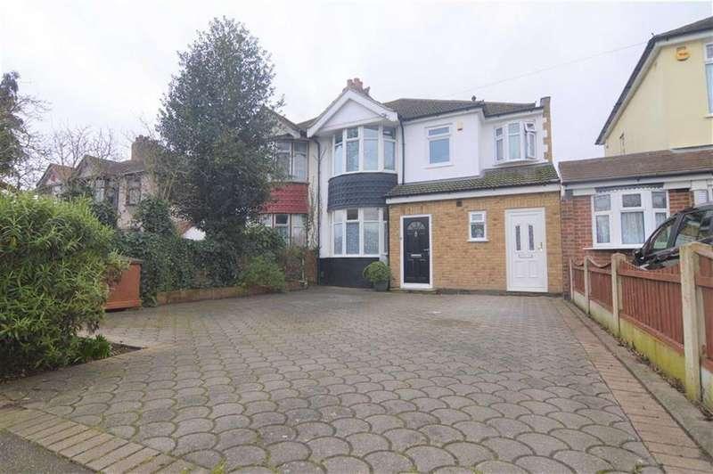 4 Bedrooms Semi Detached House for sale in Wennington Road, Rainham, Essex