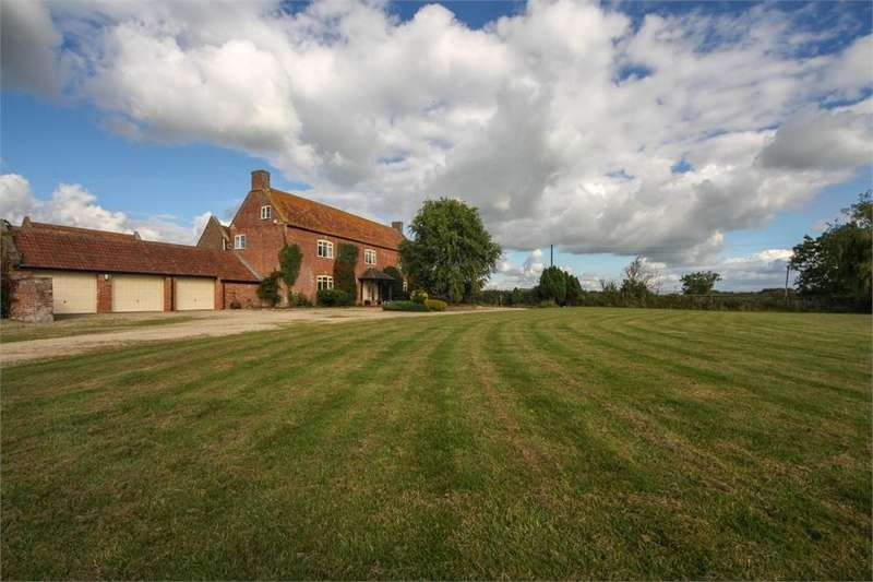 5 Bedrooms Detached House for sale in Vole Road, MARK, Somerset