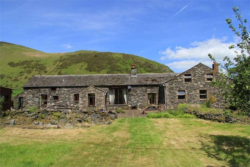 4 Bedrooms Detached House for sale in Mungrisdale, Penrith, Cumbria
