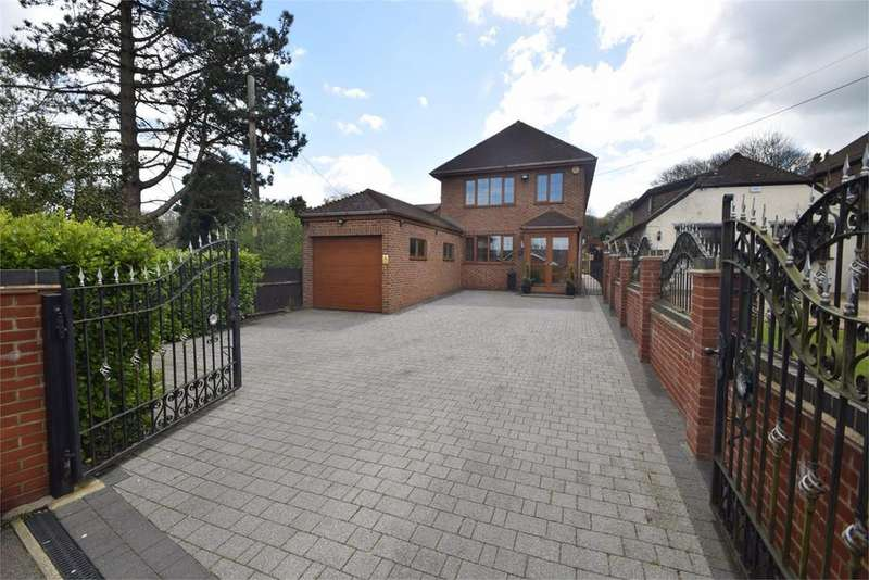 6 Bedrooms Detached House for sale in Robin Hood Lane, Blue Bell Hill, Chatham, ME5