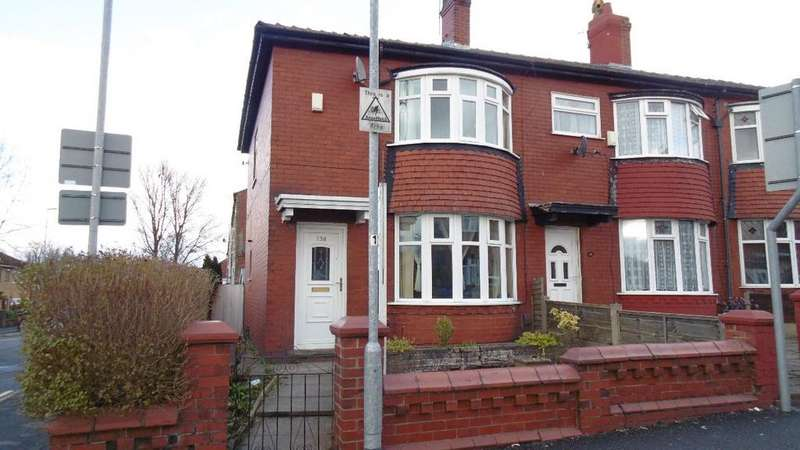 2 Bedrooms Terraced House for sale in Bamford Street, Chadderton, Oldham OL9 6RJ