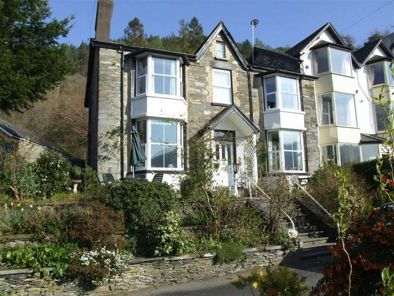 7 Bedrooms Semi Detached House for sale in Lon Muriau, Betws Y Coed