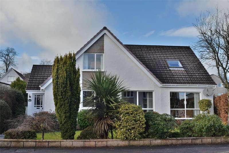4 Bedrooms Detached House for sale in Falloch Road, Milngavie