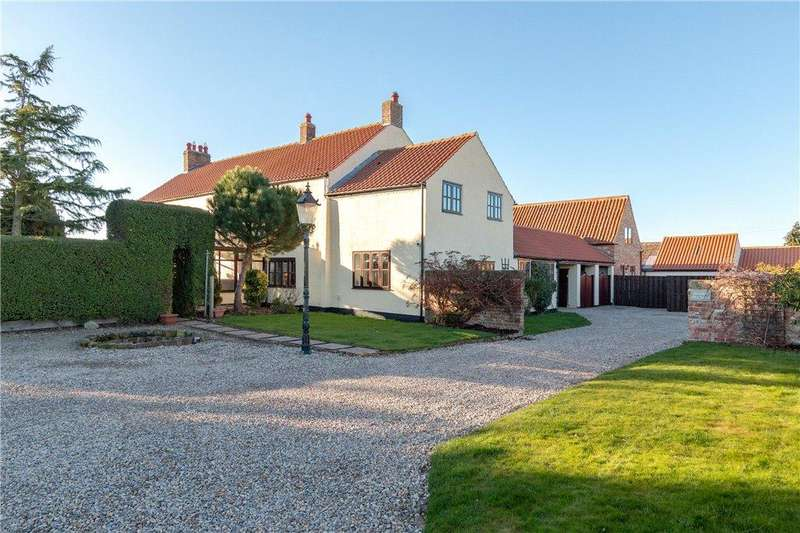 5 Bedrooms Detached House for sale in Stokesley Road, Seamer, North Yorkshire