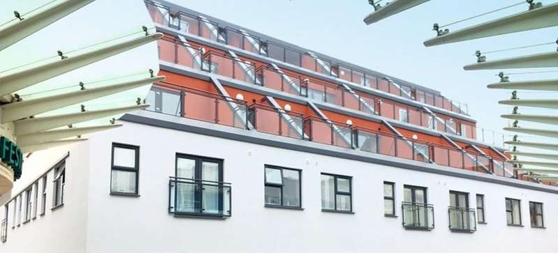 2 Bedrooms Apartment Flat for sale in Festival Apartments, Basingstoke