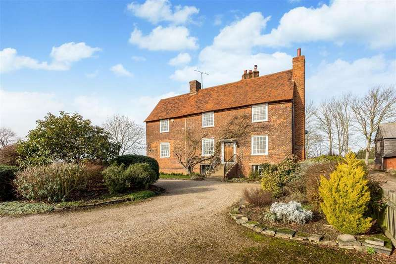 4 Bedrooms Detached House for sale in Church Lane, Hunsdon, Ware