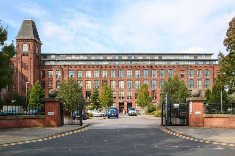 3 Bedrooms Apartment Flat for sale in Victoria Mill, Houldsworth Street, Reddish, Stockport