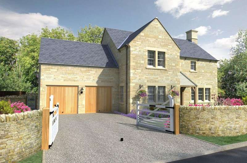 5 Bedrooms Land Commercial for sale in Plot 3 Highford Grove, Mitford, Morpeth, Northumberland, NE61