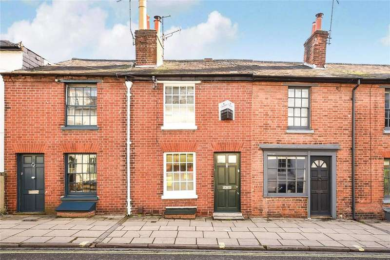 2 Bedrooms Terraced House for sale in Upper High Street, Winchester, Hampshire, SO23
