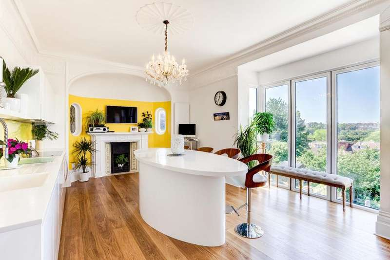 7 Bedrooms Detached House for sale in Roseberry House, Beaconsfield Villas, Blakers Park, Brighton