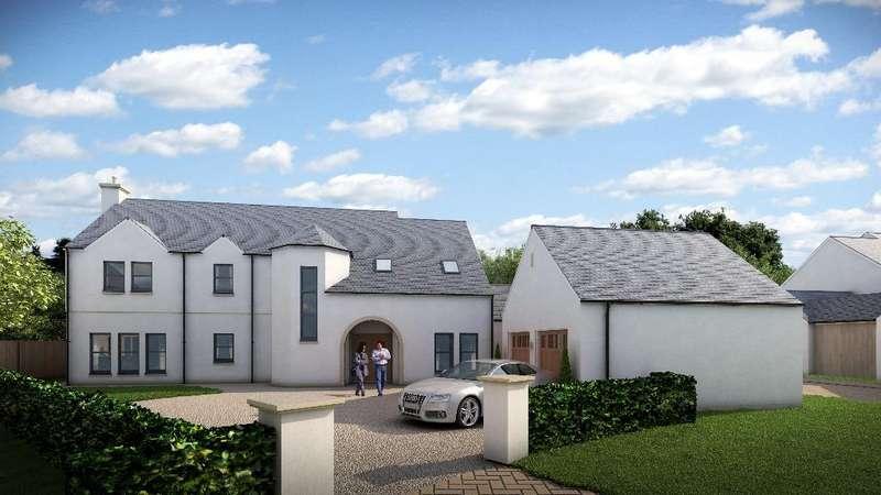 5 Bedrooms Detached House for sale in Plot 30 , Larbert, Falkirk, FK5 4ZH