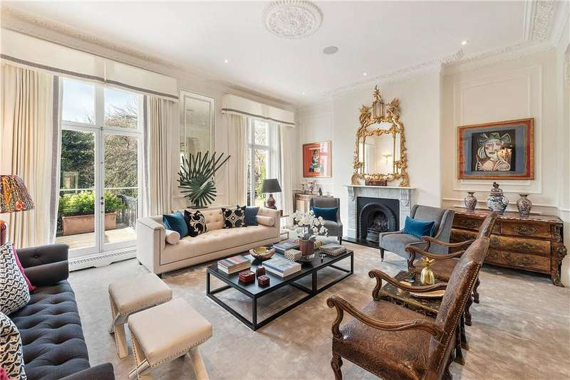 7 Bedrooms Terraced House for sale in Thurloe Square, Knightsbridge, London, SW7