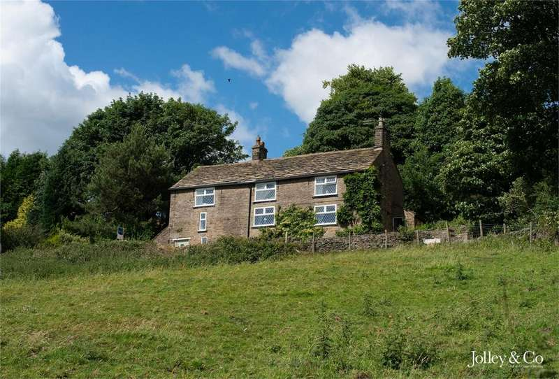 4 Bedrooms Country House Character Property for sale in Hague Fold Rd, Hague Bar, New Mills, High Peak