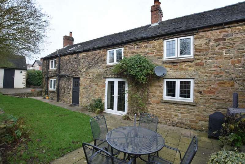 3 Bedrooms Cottage House for sale in Church Lane, South Wingfield, ALFRETON, Derbyshire