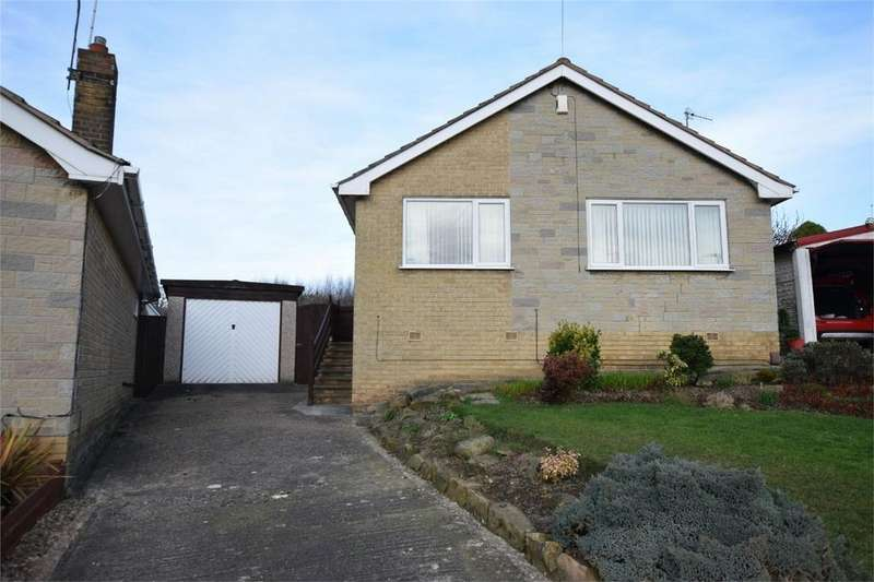 2 Bedrooms Detached Bungalow for sale in Mardale Close, Dunston, CHESTERFIELD, Derbyshire