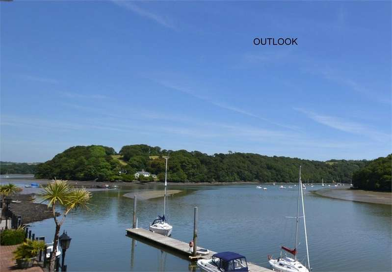 2 Bedrooms Flat for sale in Malpas, Truro