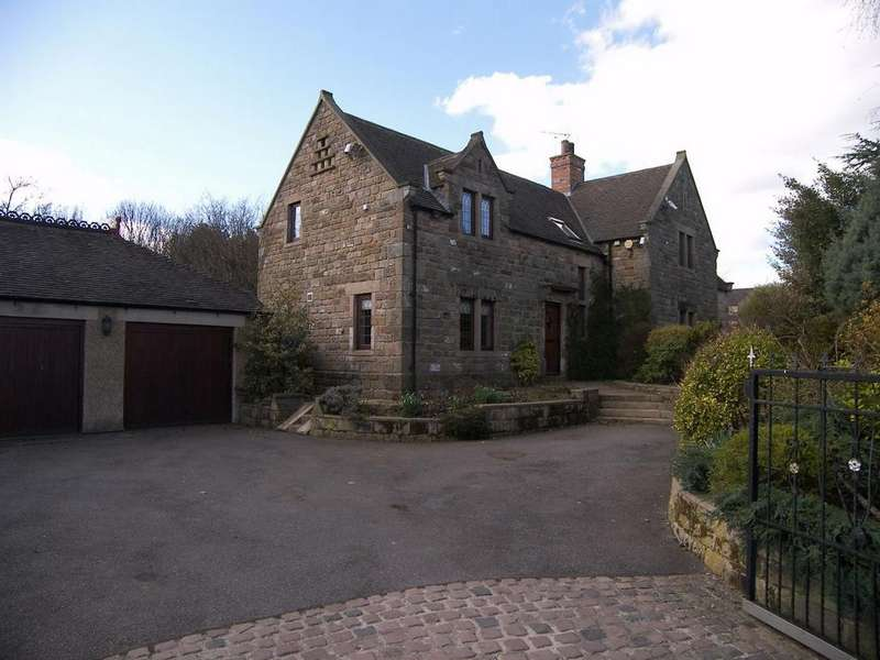 4 Bedrooms Cottage House for sale in Hallfields Rise, Shirland, ALFRETON, Derbyshire