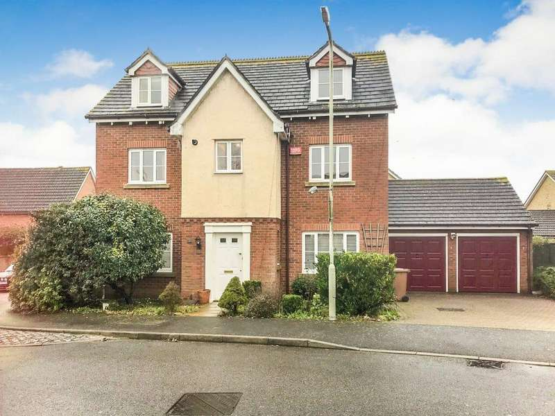 5 Bedrooms Detached House for sale in Caesar Avenue, TN23