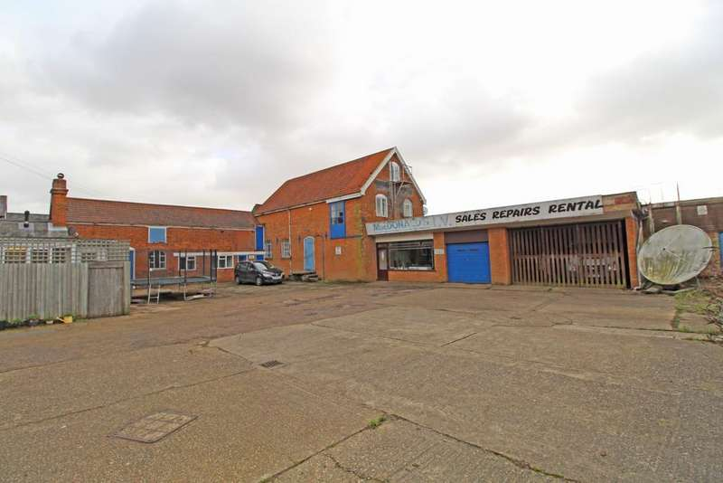Land Commercial for sale in Leiston, Suffolk