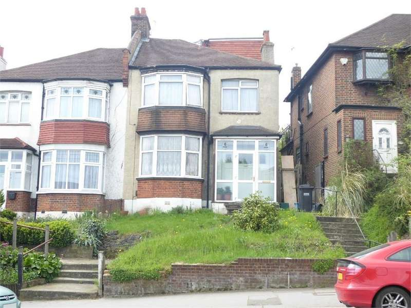 5 Bedrooms Semi Detached House for sale in South Norwood Hill, London