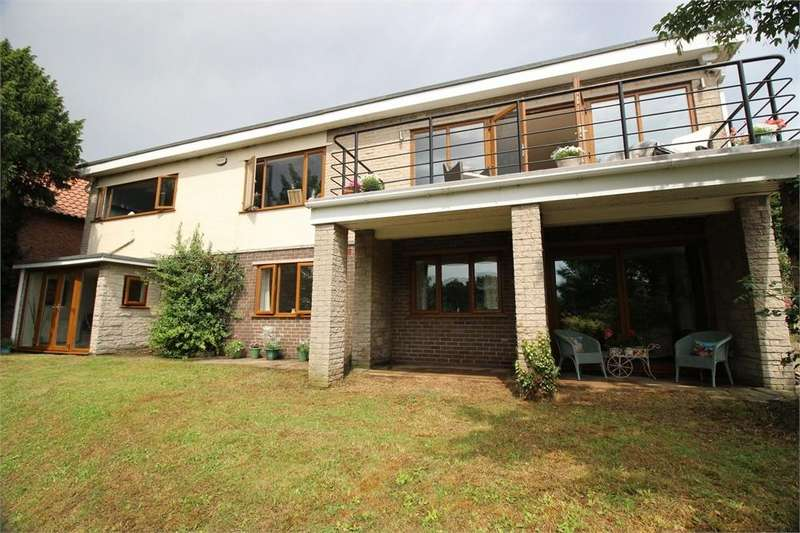 4 Bedrooms Detached House for sale in Holme Hall Lane, Stainton, South Yorkshire