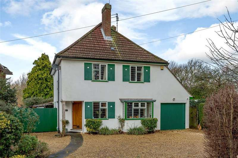 4 Bedrooms House for sale in Oundle Road, Orton Longueville, Peterborough