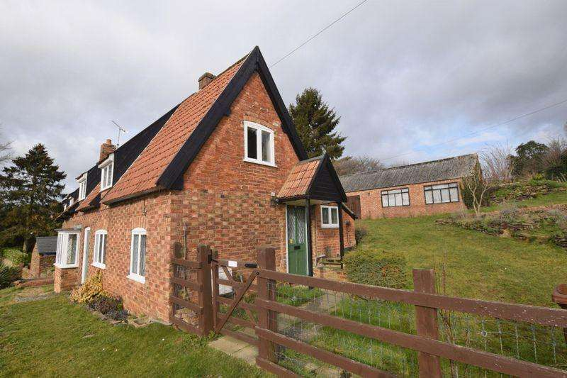 2 Bedrooms Cottage House for sale in Heath Road, Great Brickhill, Milton Keynes
