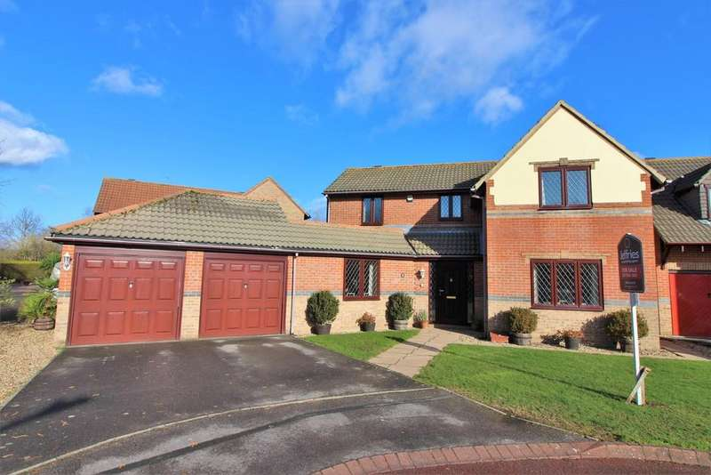4 Bedrooms Detached House for sale in Buckby Lane, Anchorage Park
