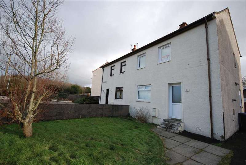 2 Bedrooms Semi Detached House for sale in Hayocks Road, Stevenston