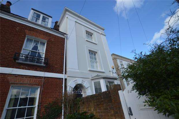 3 Bedrooms Terraced House for sale in Russell Terrace, Exeter, Devon