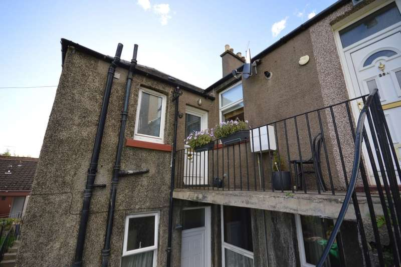 2 Bedrooms Flat for sale in B Hope Street, Inverkeithing, KY11