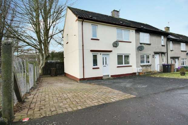 2 Bedrooms Terraced House for sale in Bruce Avenue, South Ayrshire, Ayrshire, KA2 9HN