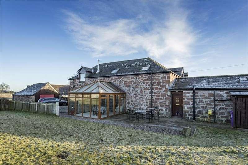 4 Bedrooms Semi Detached House for sale in Muirichinn, 3 West Lochside, Kirriemuir, Angus, DD8