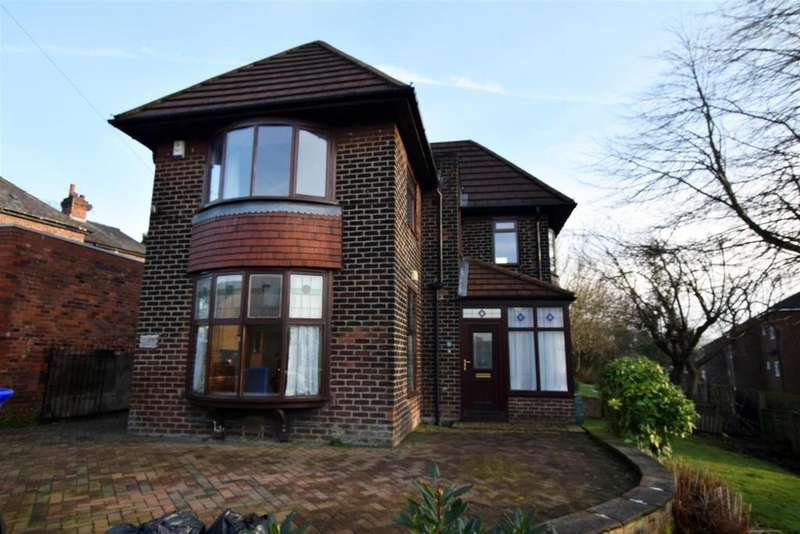 3 Bedrooms Detached House for sale in Hill Lane, Blackley, Manchester