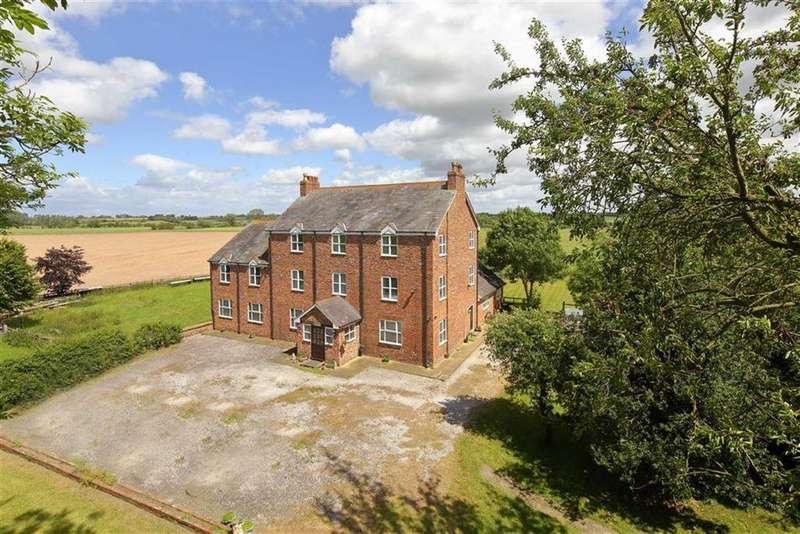 9 Bedrooms Detached House for sale in Bowling Bank, Nr Wrexham, LL13