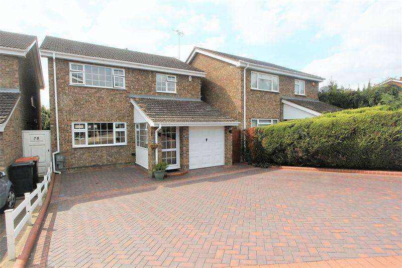 4 Bedrooms Detached House for sale in Detached Residence with Ensuite, Caddington