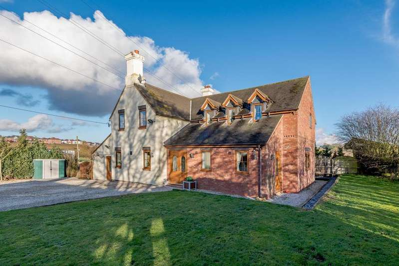 4 Bedrooms Detached House for sale in Baswich Lane, Stafford